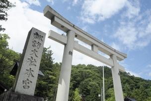 諏訪大社奉納演武レポート